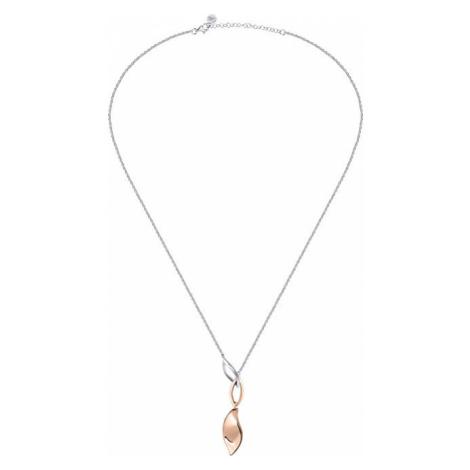 Morellato Stříbrný náhrdelník Foglia SAKH46