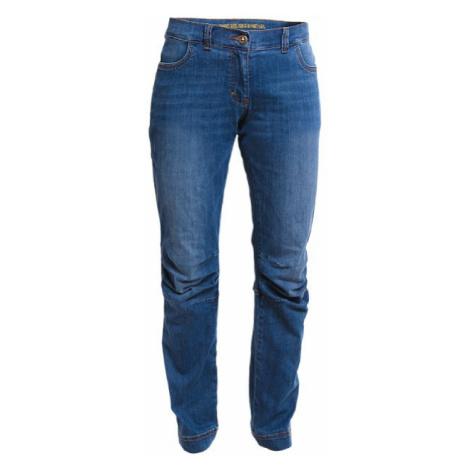Warmpeace kalhoty Hella Lady, tm. modrá