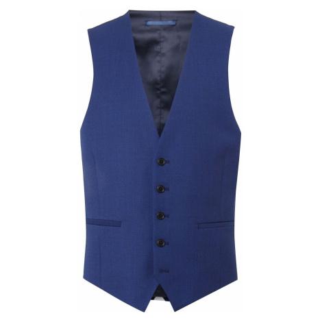 Kenneth Cole Jefferson Slim Fit Birdseye Texture Waistcoat
