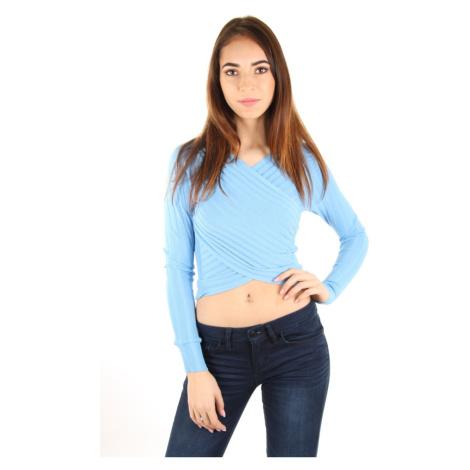 Pepe Jeans dámský modrý top Rita