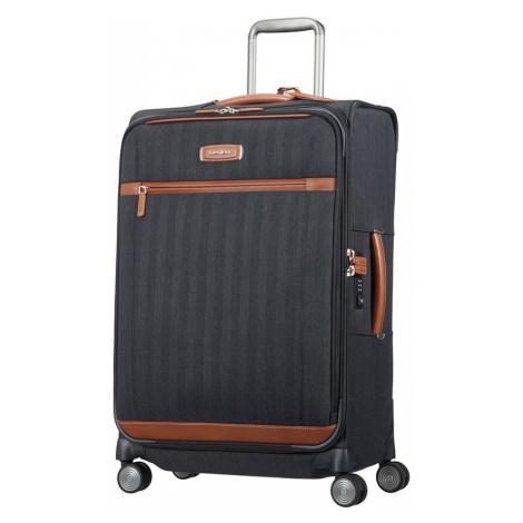 Samsonite Cestovní kufr Lite DLX 69/77,5 l - modrá