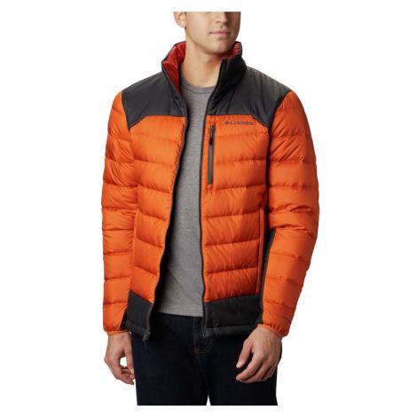Bunda Columbia Autumn Park™ Down Jacket - oranžová