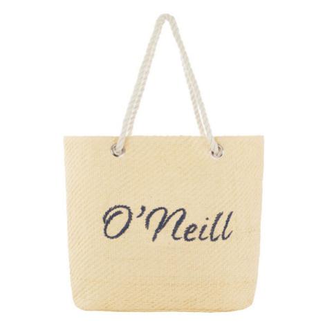 O'Neill BW BEACH BAG STRAW béžová - Dámská plážová taška