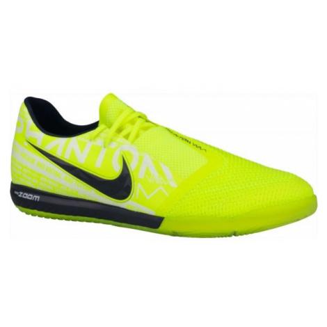 Nike ZOOM PHANTOM VENOM PRO IC žlutá - Pánské sálovky