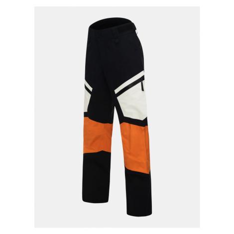 Kalhoty Peak Performance W Gravp Active Ski Pants - Oranžová