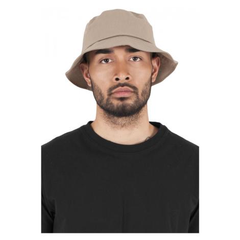 Flexfit Cotton Twill Bucket Hat - khaki Urban Classics
