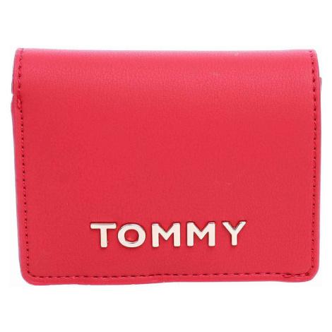 Tommy Hilfiger dámská peněženka AW0AW07121 0H4 tommy red mix Červená