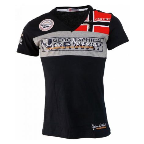 GEOGRAPHICAL NORWAY tričko pánské JERARD SS MEN 100 nadměrná velikost