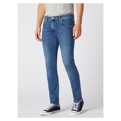 Jeans Wrangler Modrá