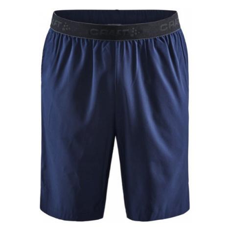 Pánské šortky CRAFT ADV Essence Relaxed tmavě modrá