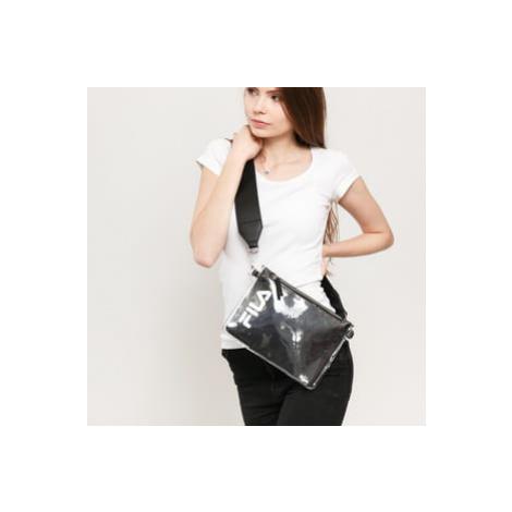 Fila Transparent Cross Body Bag černá
