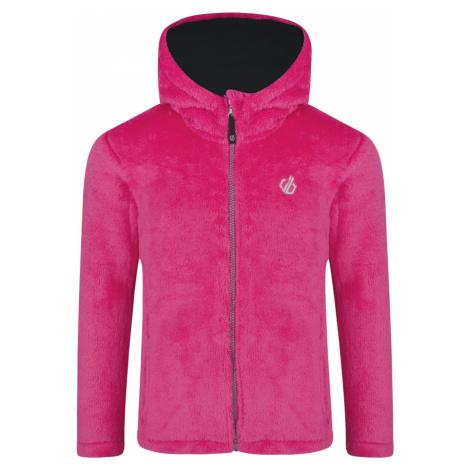 Dětská fleecová mikina Dare2b PRELIM růžová
