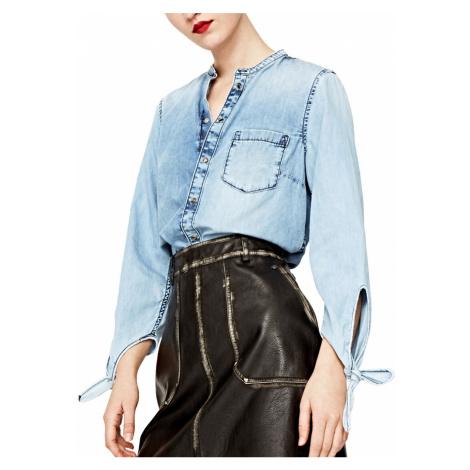Pepe Jeans dámská džínová košile Ellen