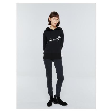 Big Star Woman's Hooded Sweatshirt 158813 -906