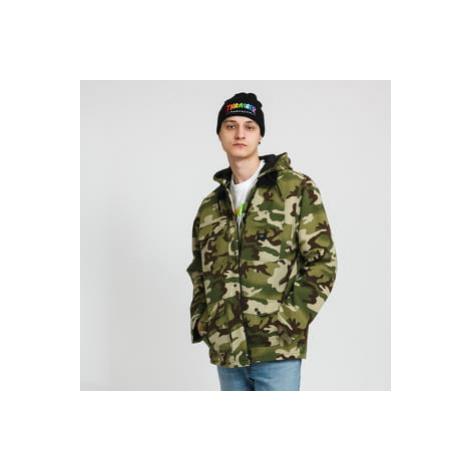 Vans MN Drill Chore Coat 66 Supply camo zelená