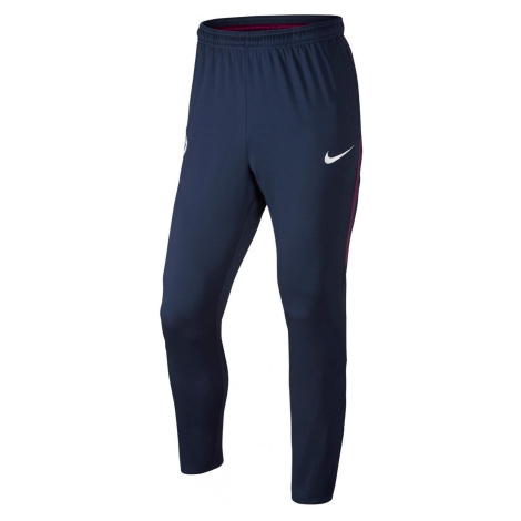Kalhoty Nike Dry Squad Track Pant Tmavě modrá