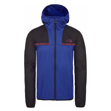 The North Face M Nvlty Cyclone 2 Aztec Blu-Black modré T93T2R6SK
