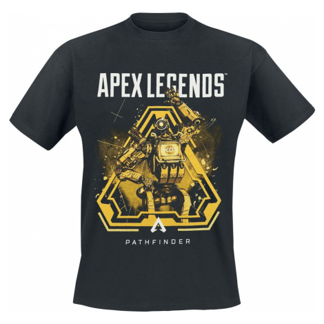 Apex Legends Pathfinder tricko černá