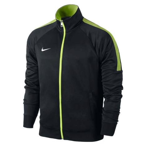 Bunda Nike Team Club Trainer Černá / Žlutá