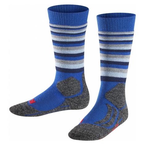 Ponožky Falke SK2 JUNIOR modrá
