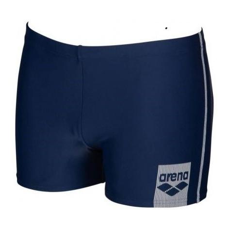 Plavky Arena Basics Short - modrá