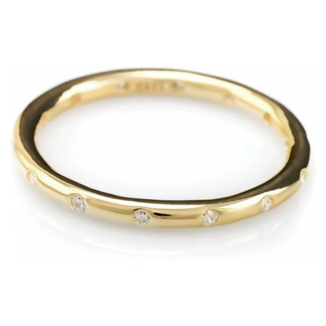 Linda's Jewelry Stříbrný prsten Simple Elegance IPR020 Velikost: 54