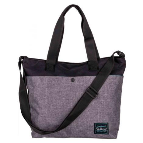 Willard CANNA šedá - Dámská taška přes rameno
