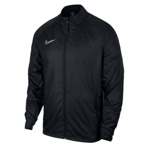 Nike REBEL ACADEMY JACKET bílá - Pánská sportovní bunda