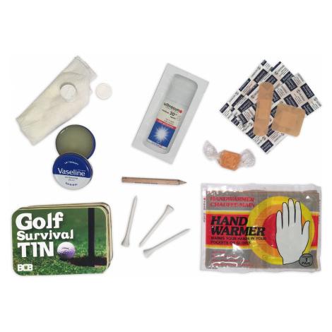 Krabička poslední záchrany BCB® Golf Survival Tin