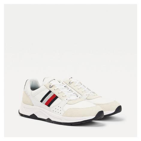 Tommy Hilfiger pánské bílé tenisky Fashion