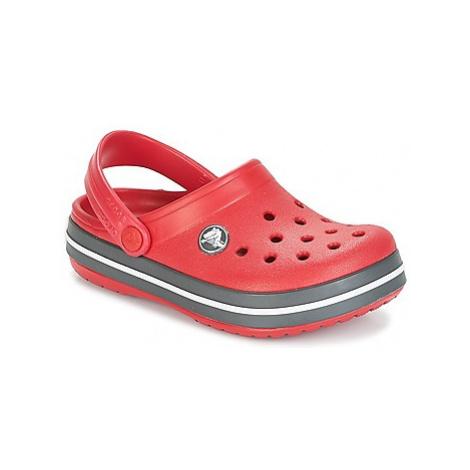Crocs CROCBAND CLOG KIDS Červená