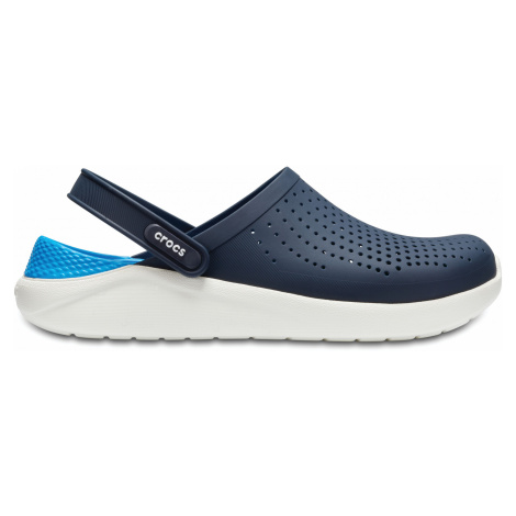 Crocs LiteRide Clog Slate Navy/White