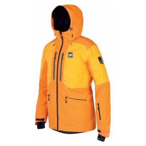 Picture NAIKOON oranžová - Pánská zimní bunda