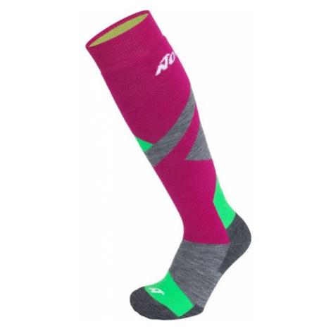 Nordica MULTISPORT růžová - Dětské lyžařské ponožky