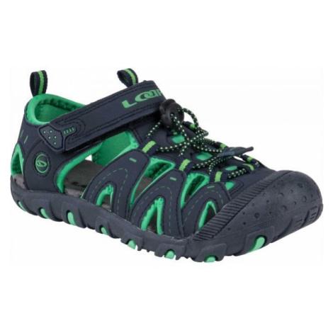 Loap BAM modrá - Dětské sandály
