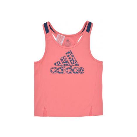 Adidas G LEO TK Růžová