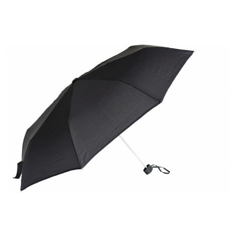 BRIGHT Skládací mechanický deštník Černý (BR17-U3405-09TX)