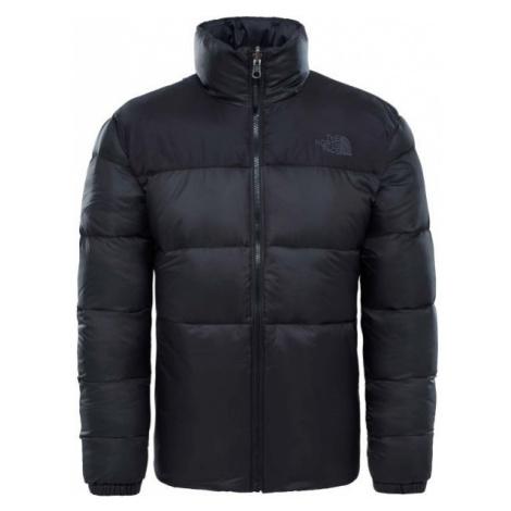 The North Face NUPTSE III JACKET M černá - Pánská zateplená bunda