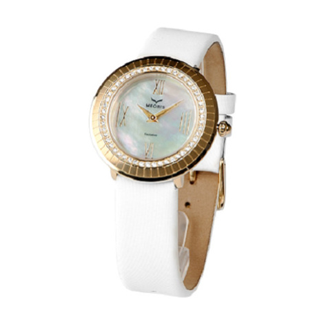 MEORIS L052SSG Exclusive, Dámské pozlacené hodinky