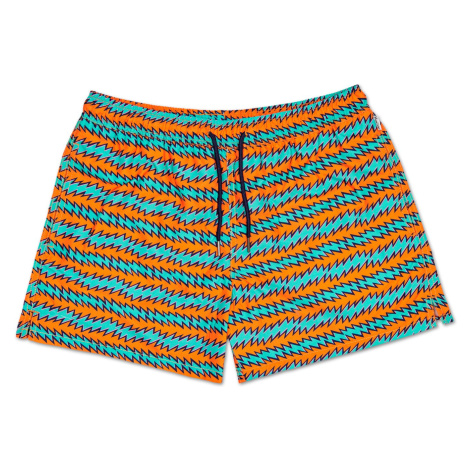 Rock´n Roll Stripe Swim Shorts Happy Socks