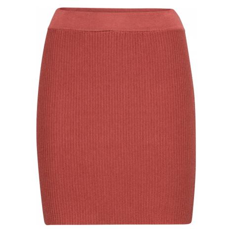 Cotton On Sukně 'BLAIR' pastelově červená