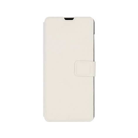 iWill Book PU Leather Case pro Samsung Galaxy A31 White