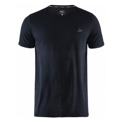 Pánské tričko CRAFT Fuseknit Light SS černá