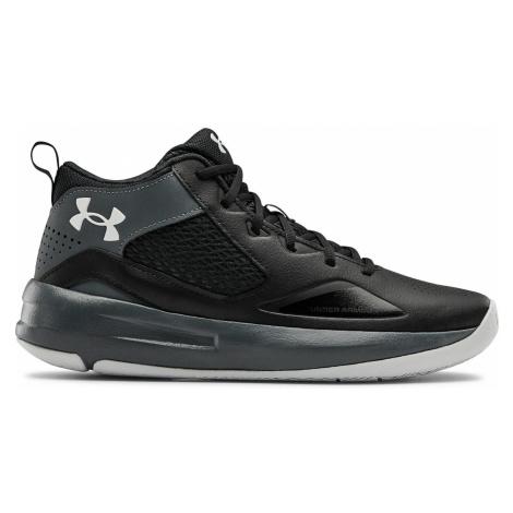 Basketbalová obuv Under Armour Lockdown Černá