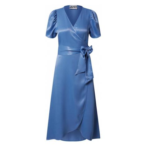 JUST FEMALE Šaty 'Julissa' modrá
