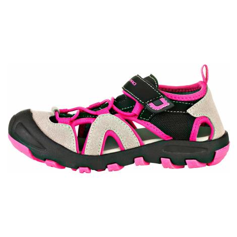 Dětská letní obuv Alpine Pro FLAVIO - růžová