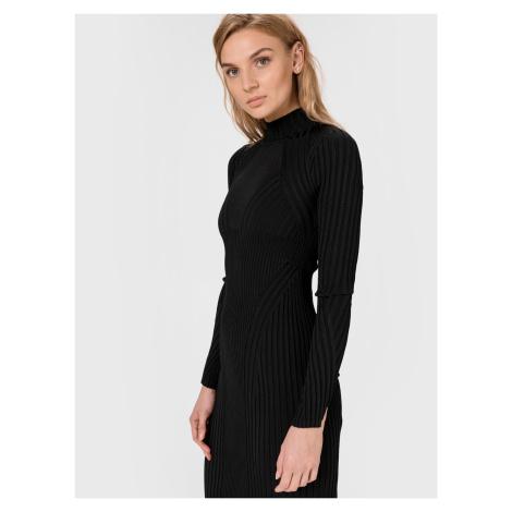 Šaty Versace Jeans Couture Černá