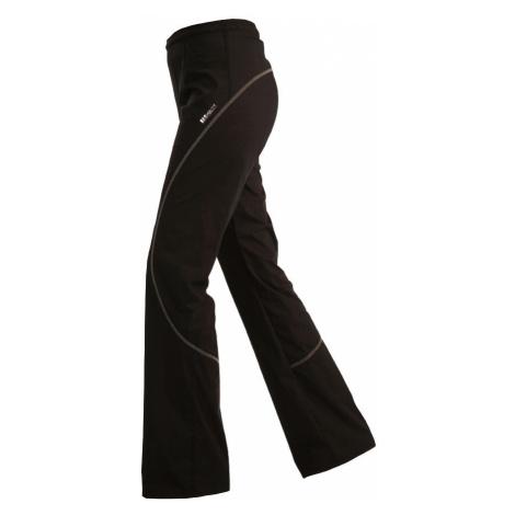 LITEX Kalhoty dámské dlouhé do pasu. 99580901 černá