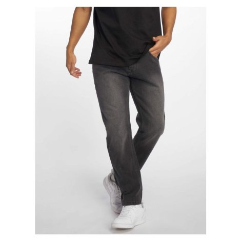 Jeansy Ecko Unltd. / Straight Fit Jeans Mission Rd in black