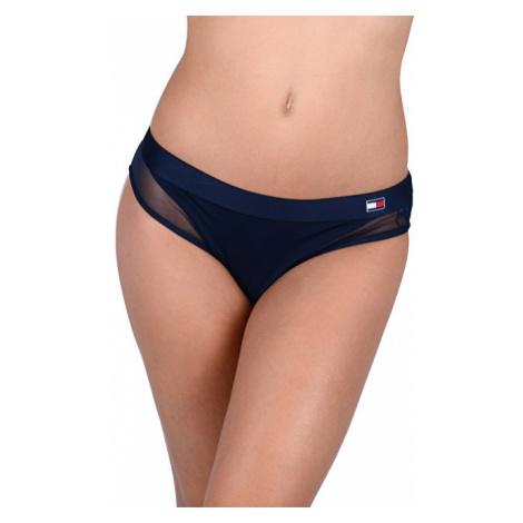 Tommy Hilfiger Dámské kalhotky Flag Core Mf Bikini Navy Blazer UW0UW01047-416
